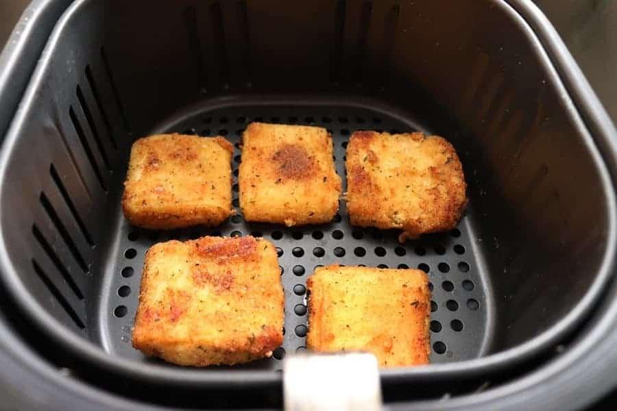 Five Cheese Lasagna Fritta